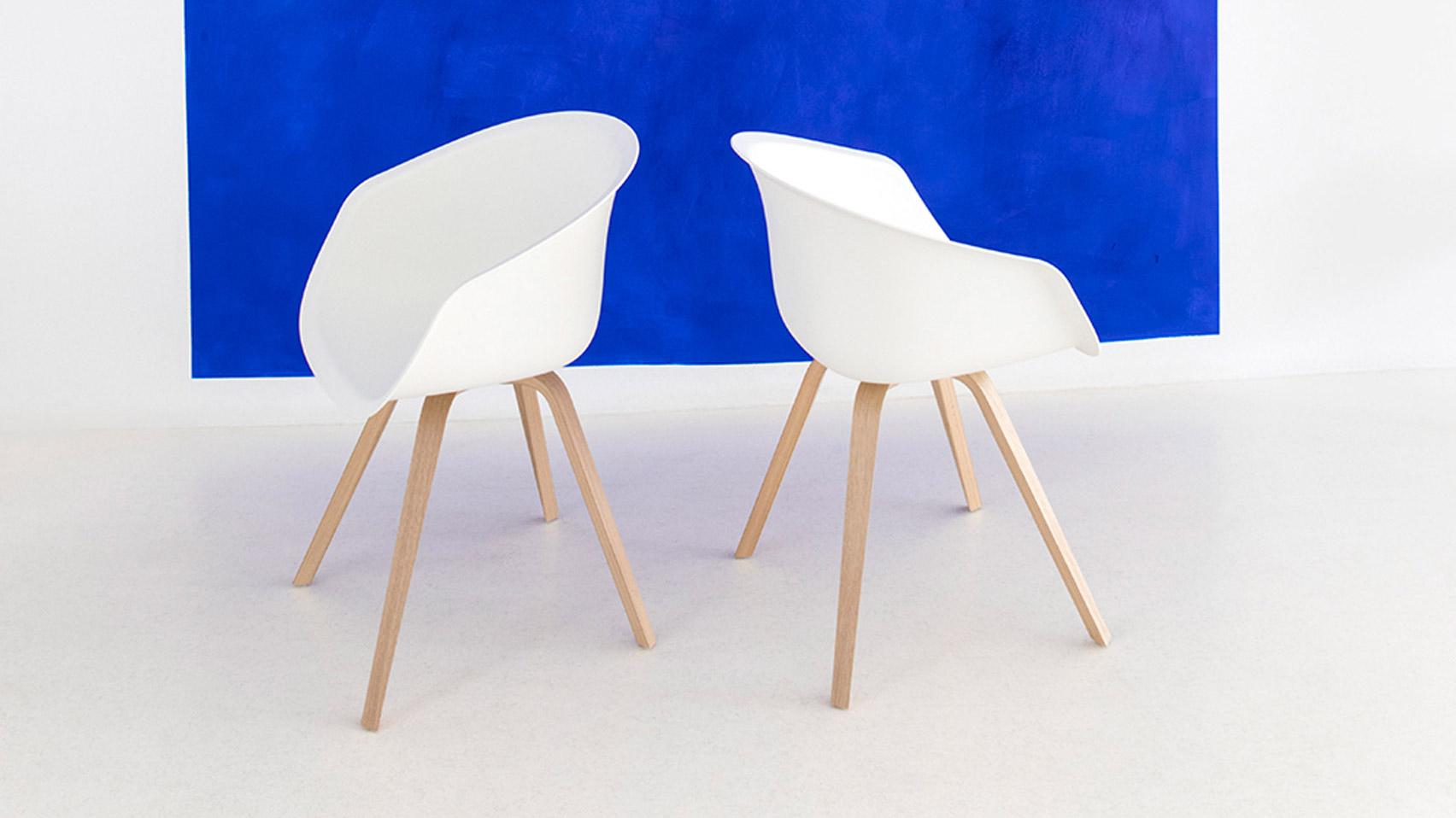 This Bucket Chair by Richard Hutten for Lensvelt