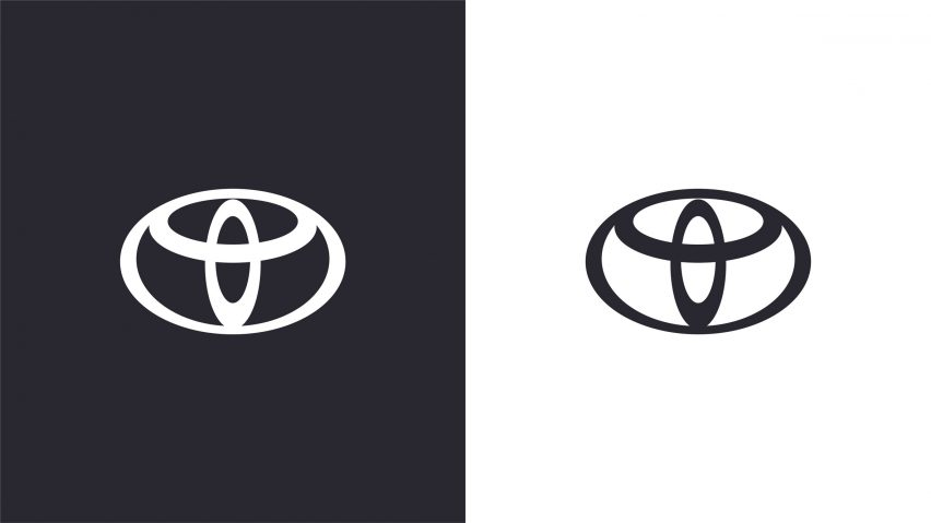 Toyota rebrands with 2D logo and abandons wordmark
