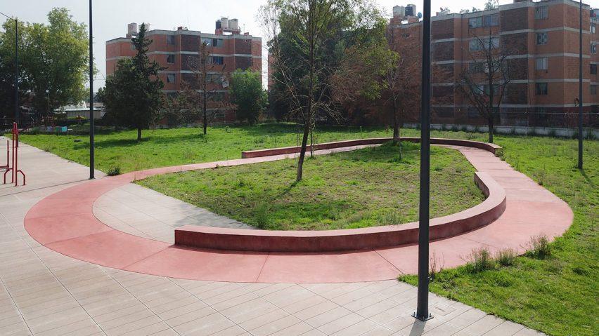 Parque Tultitlán por Productora