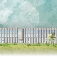 Albina Water Research Center by Emma Michael Schumacher
