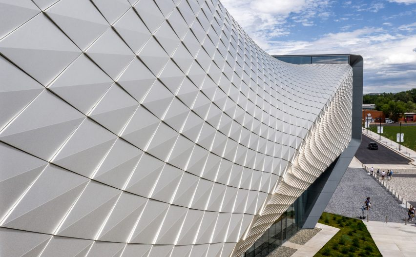 US Olympic and Paralympic Museum by Diller Scofidio + Renfro