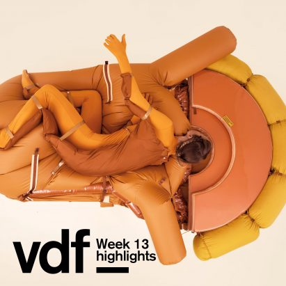 This week's VDF highlights include Lucy McRae and Imogen Heap