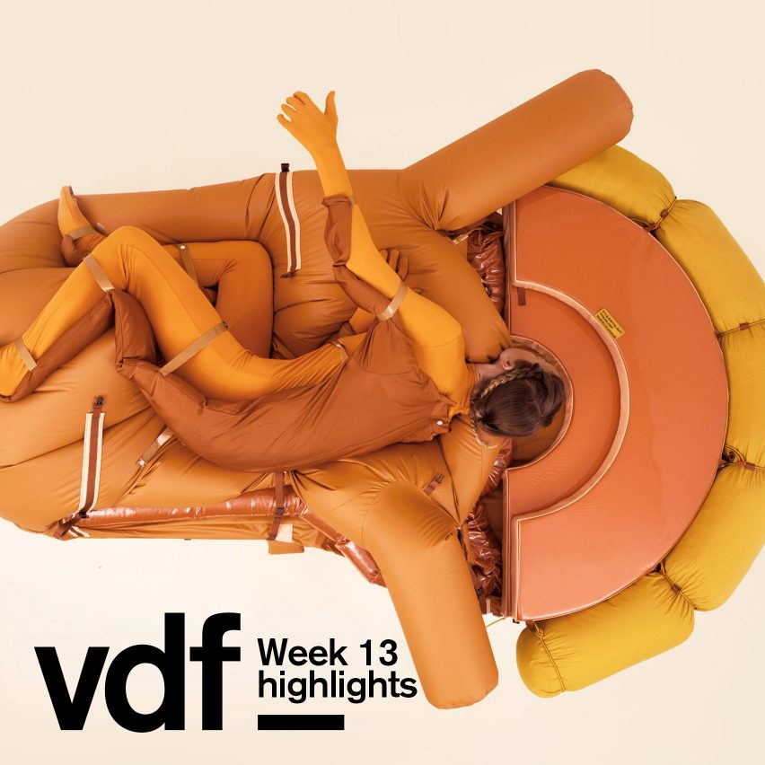 This week's VDF highlights include Lucy McRae, Fabio Novembre, Istanbul Design Biennial and a live show from Imogen Heap