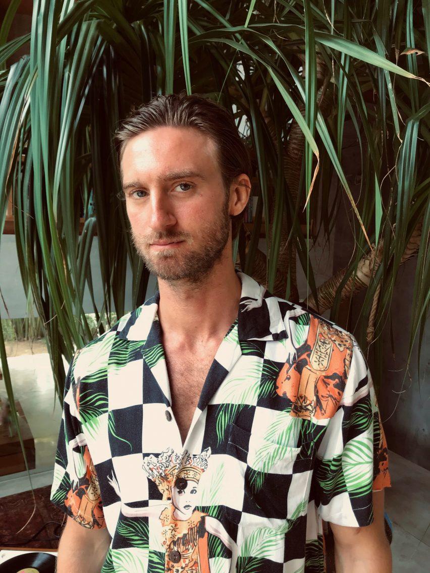 Daniel Mitchell, creative director of Potato Head