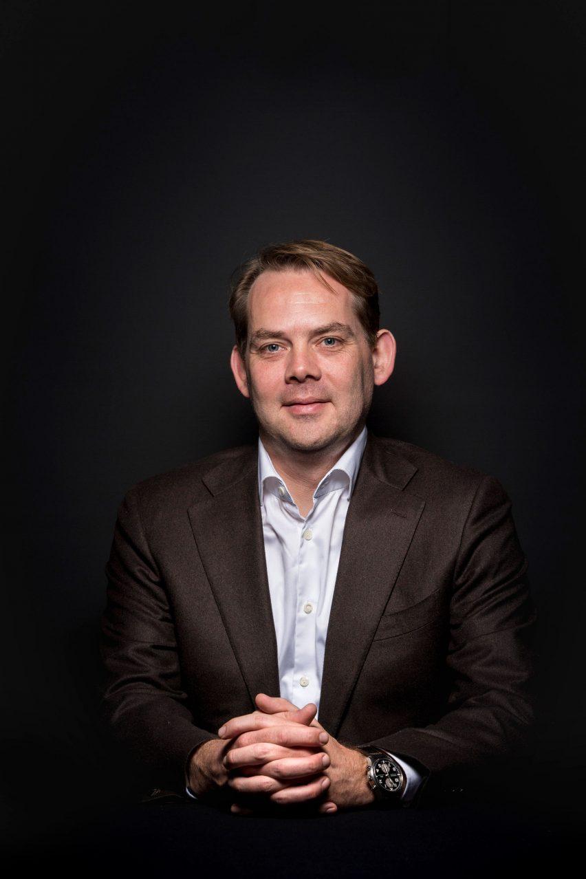 OMA managing partner David Gianotten