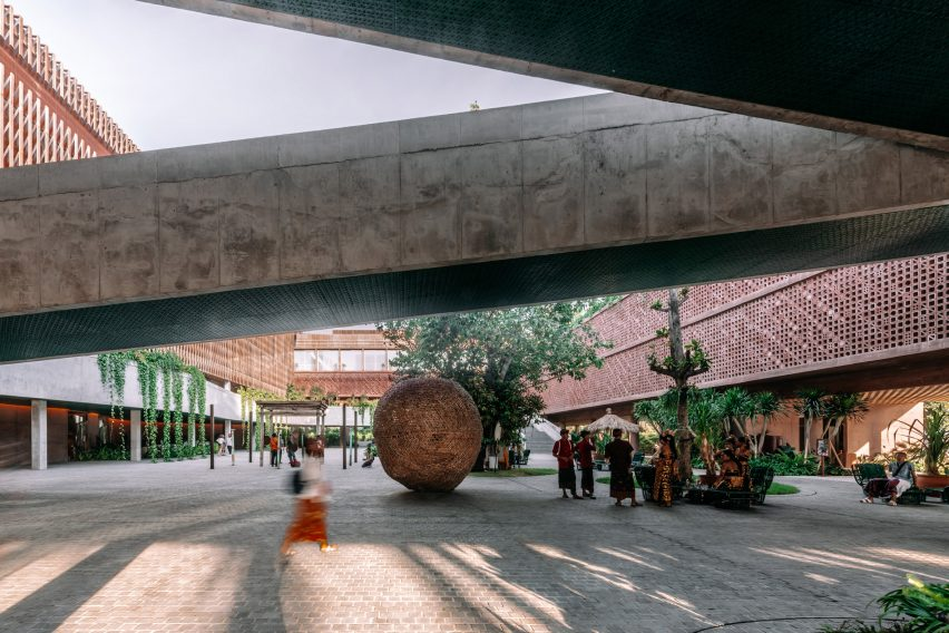 Potato Head Studios resort in Bali