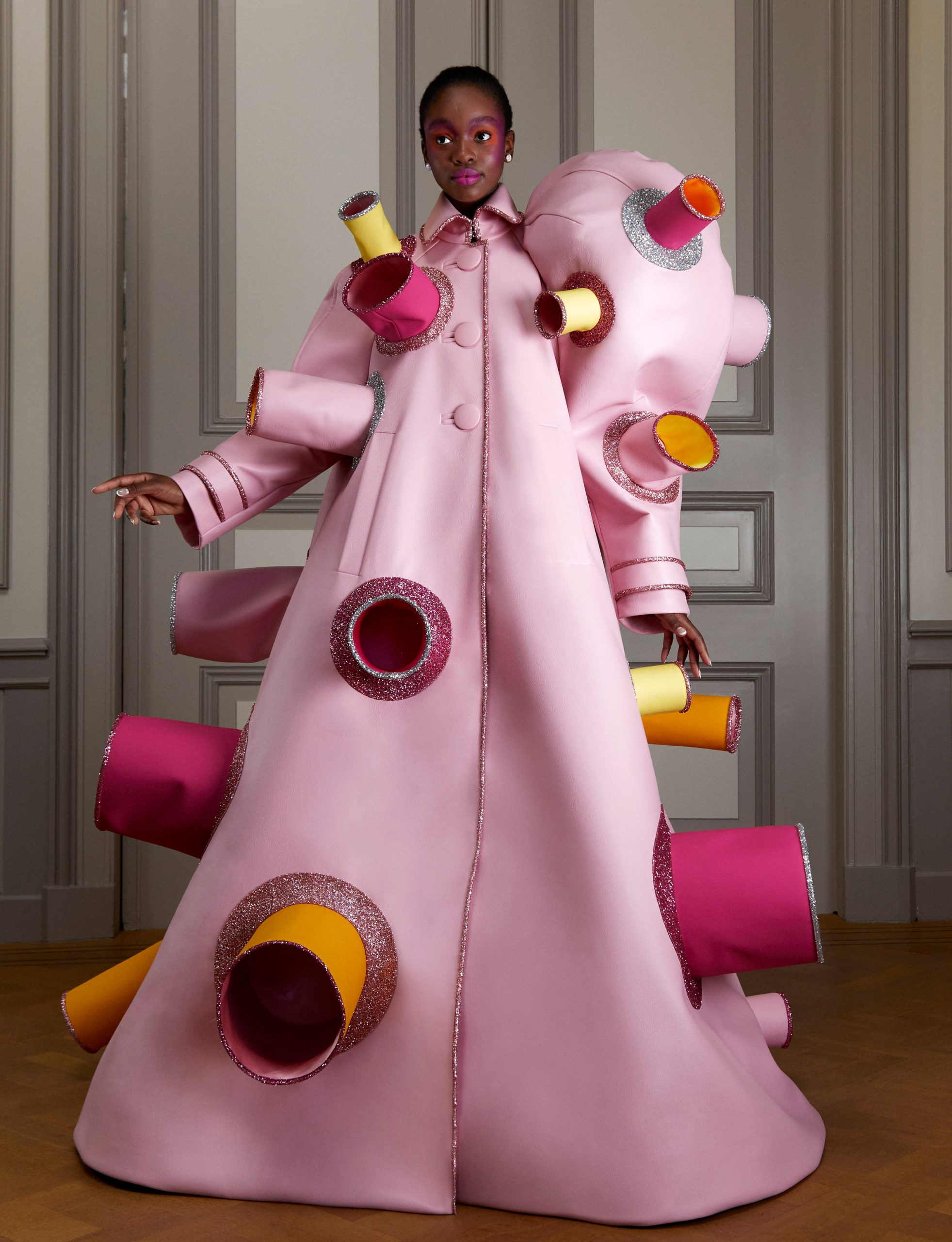 Viktor & Rolf channels Covid-19-related mentalities for latest A/W 2020 fashion collection