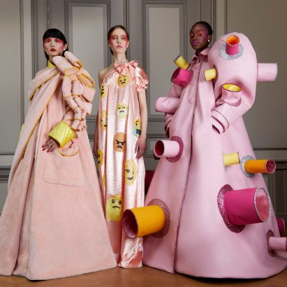 Haute Couture Fashion Design Dezeen