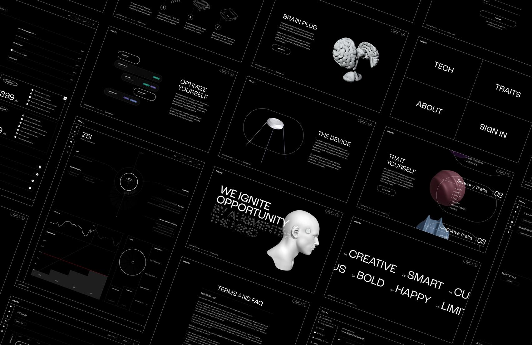 Neuru – Artificial Identity by Ada Rotomskytė