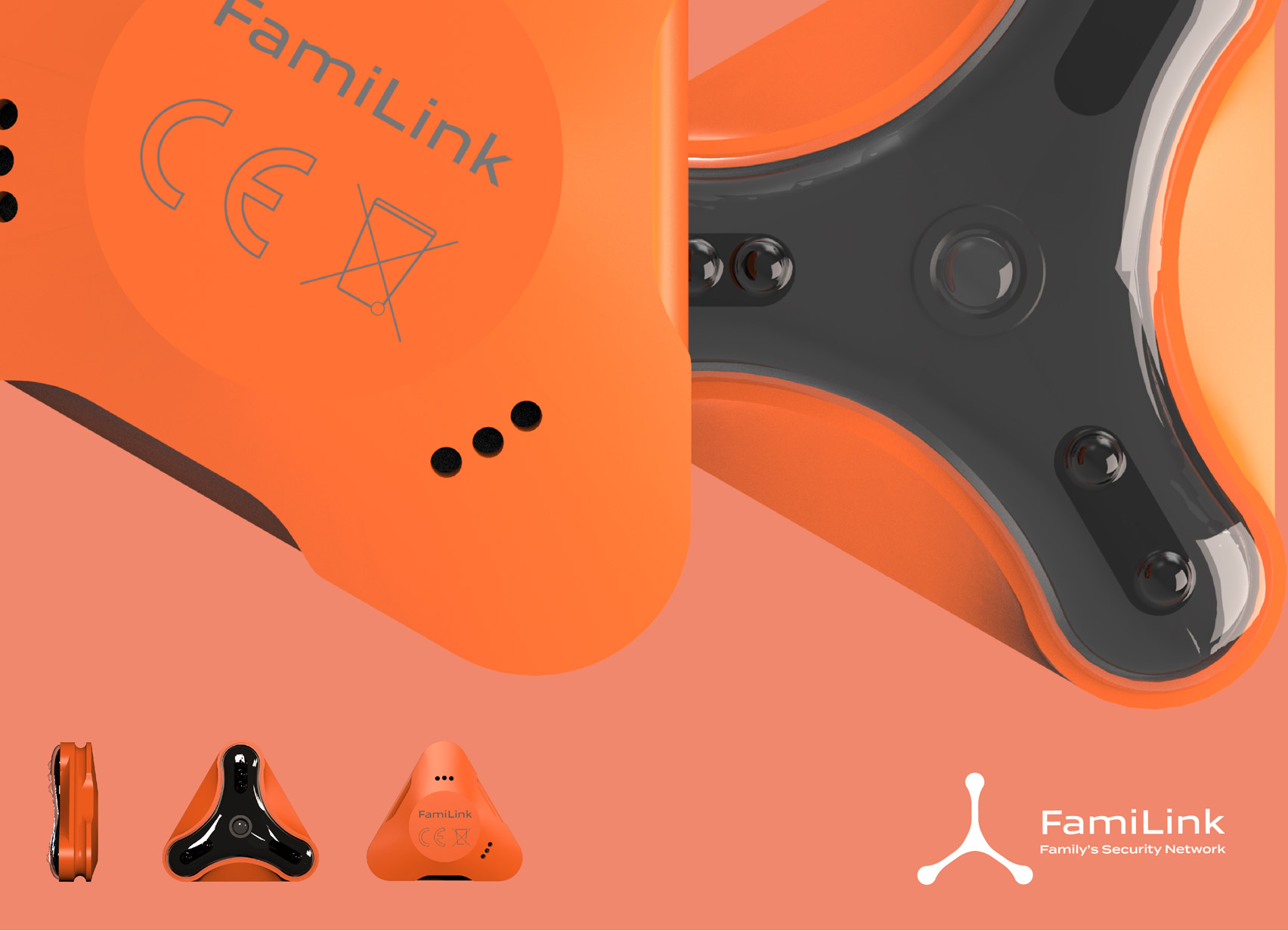Familink – Family's Security Network by Vilius Vaura