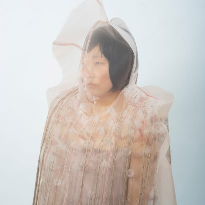 RISD graduate Violet Zhou translates mental states into ethereal fashion collection