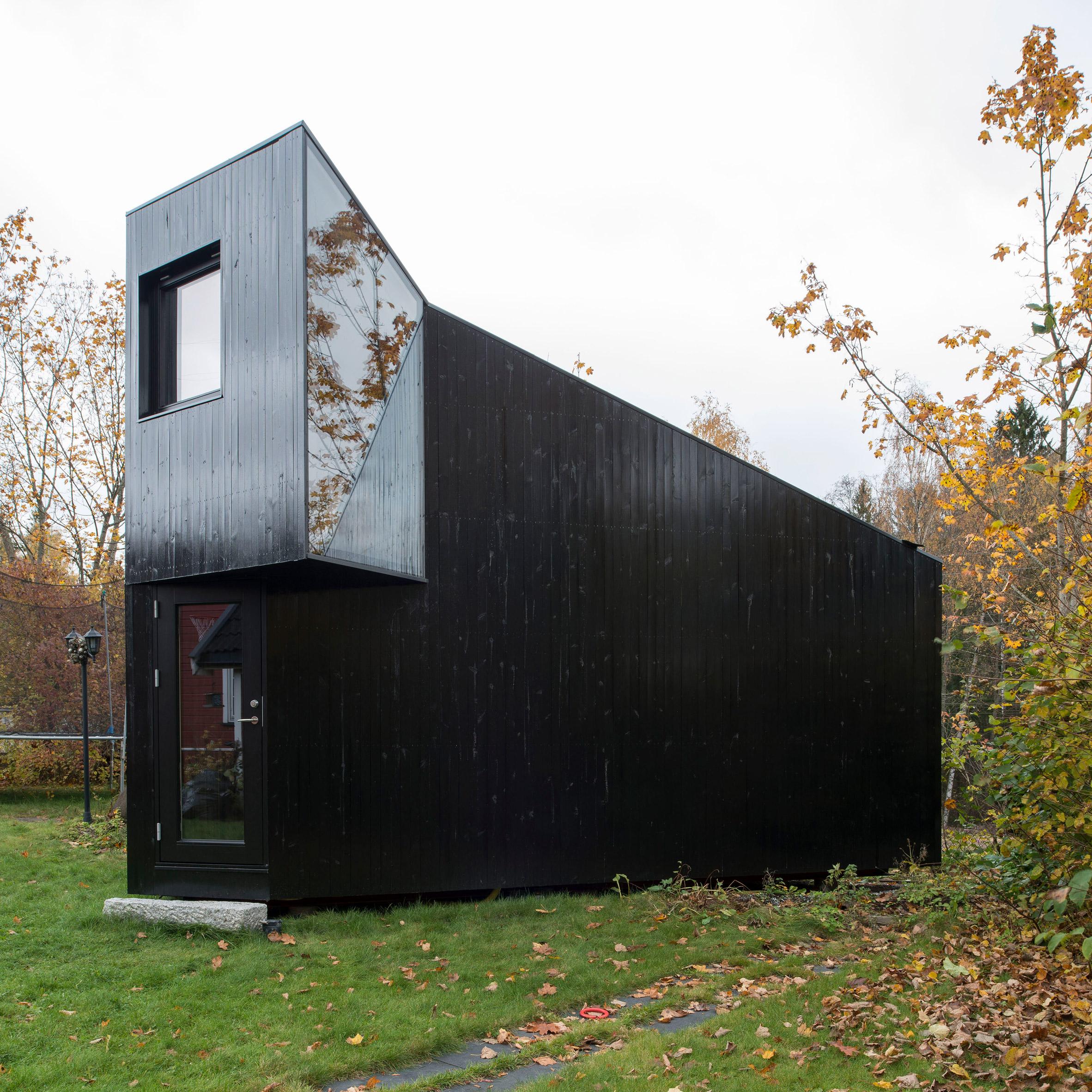 Writer's cottage by Jarmund/Vigsnæs Arkitekter