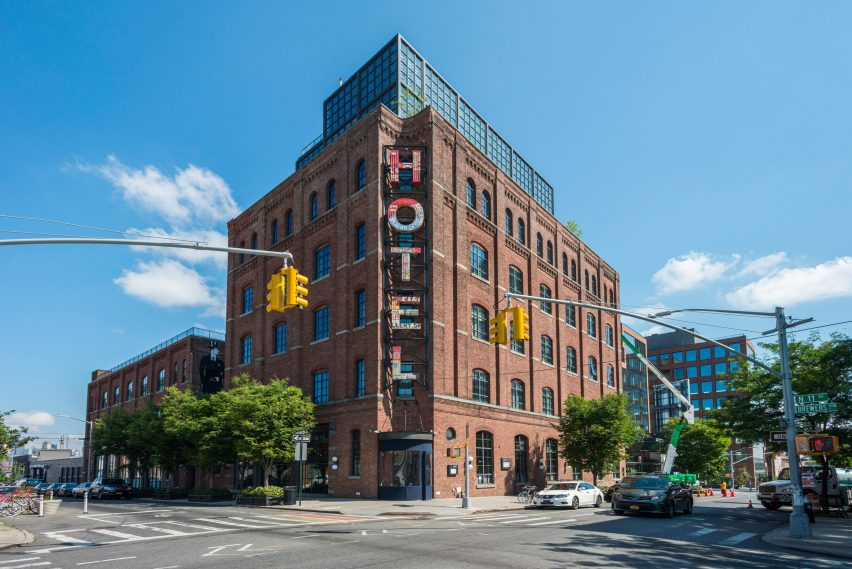Wythe Hotel by Industrious