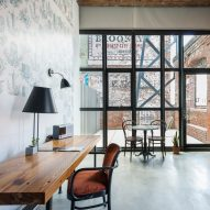 Brooklyn hotel bedrooms converted into offices for remote workers