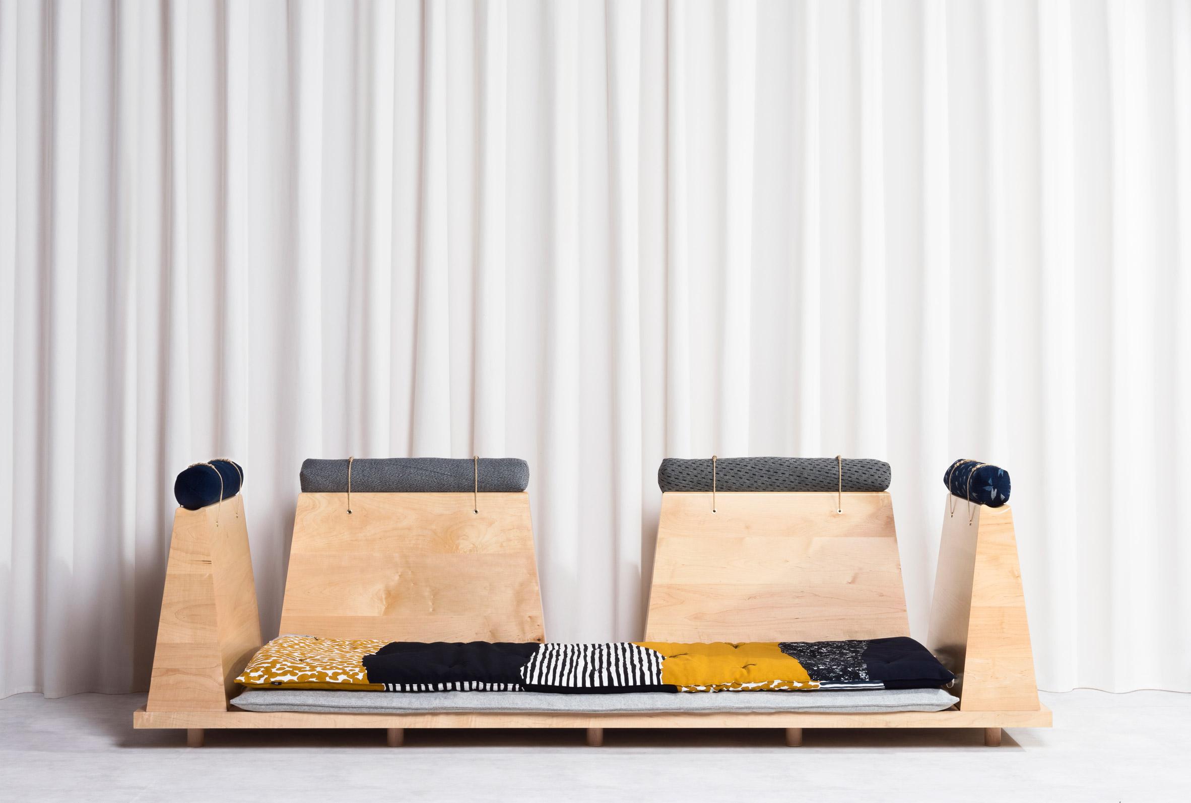 Zabuton Sofa by Ume Studio