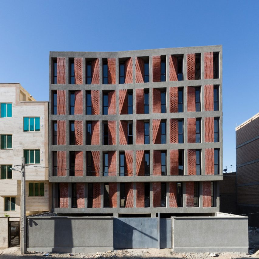 CAAT studio, Kahrizak Residential Building No01