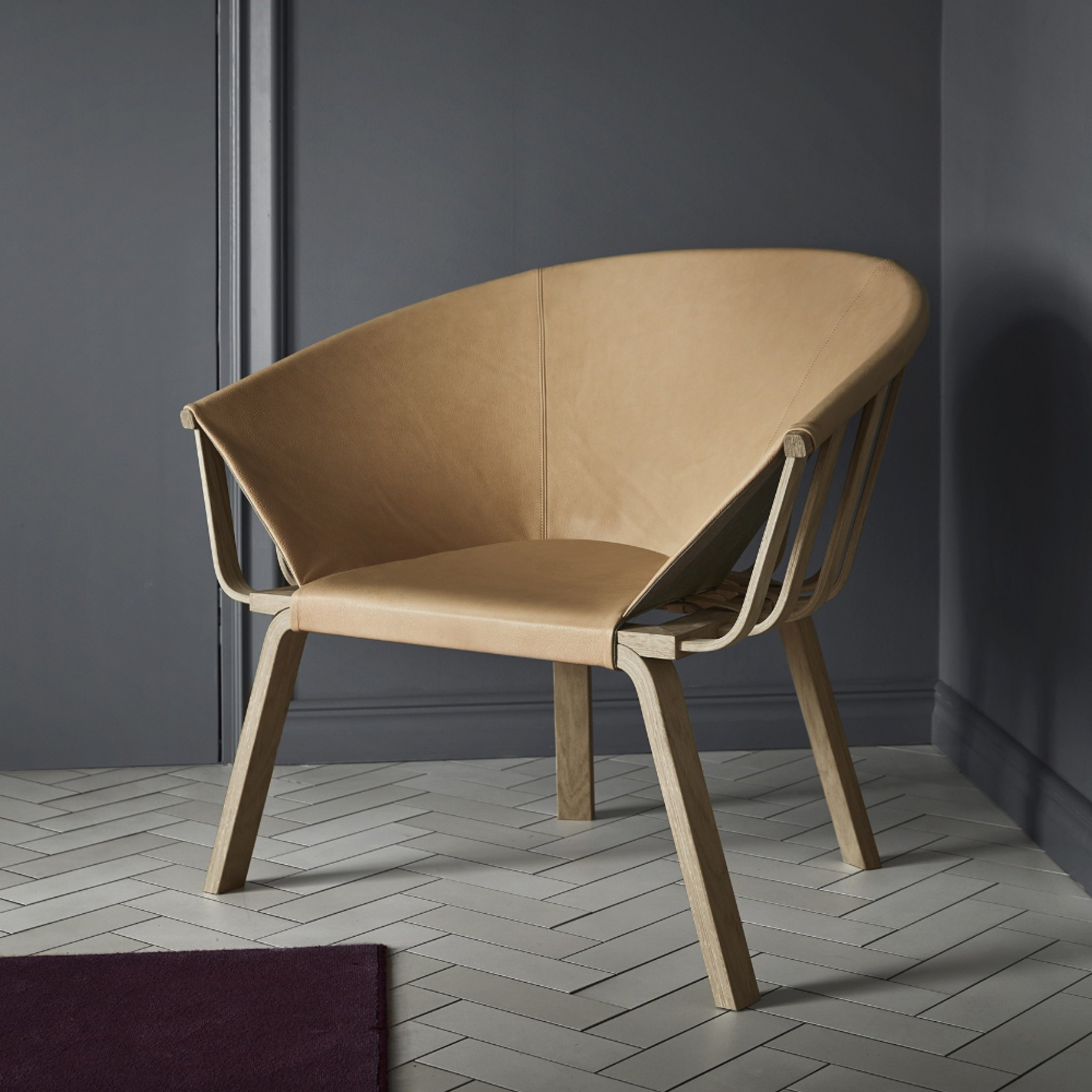 Pinot - easy chair - front