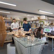 Mamou-Mani studio in Hackney Studio