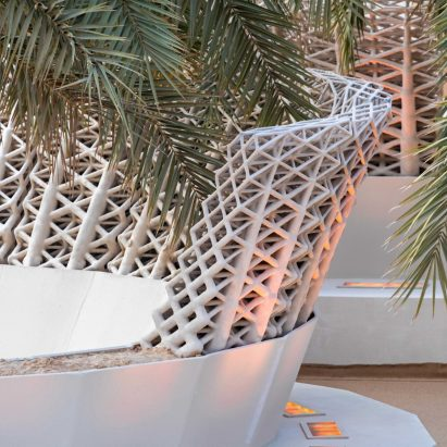 The Sandwaves by Precht and Mamou-Mani for Diriyah Season 2019