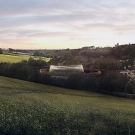 Grimshaw designs sculptural metal enclosure for HS2 ventilation shaft