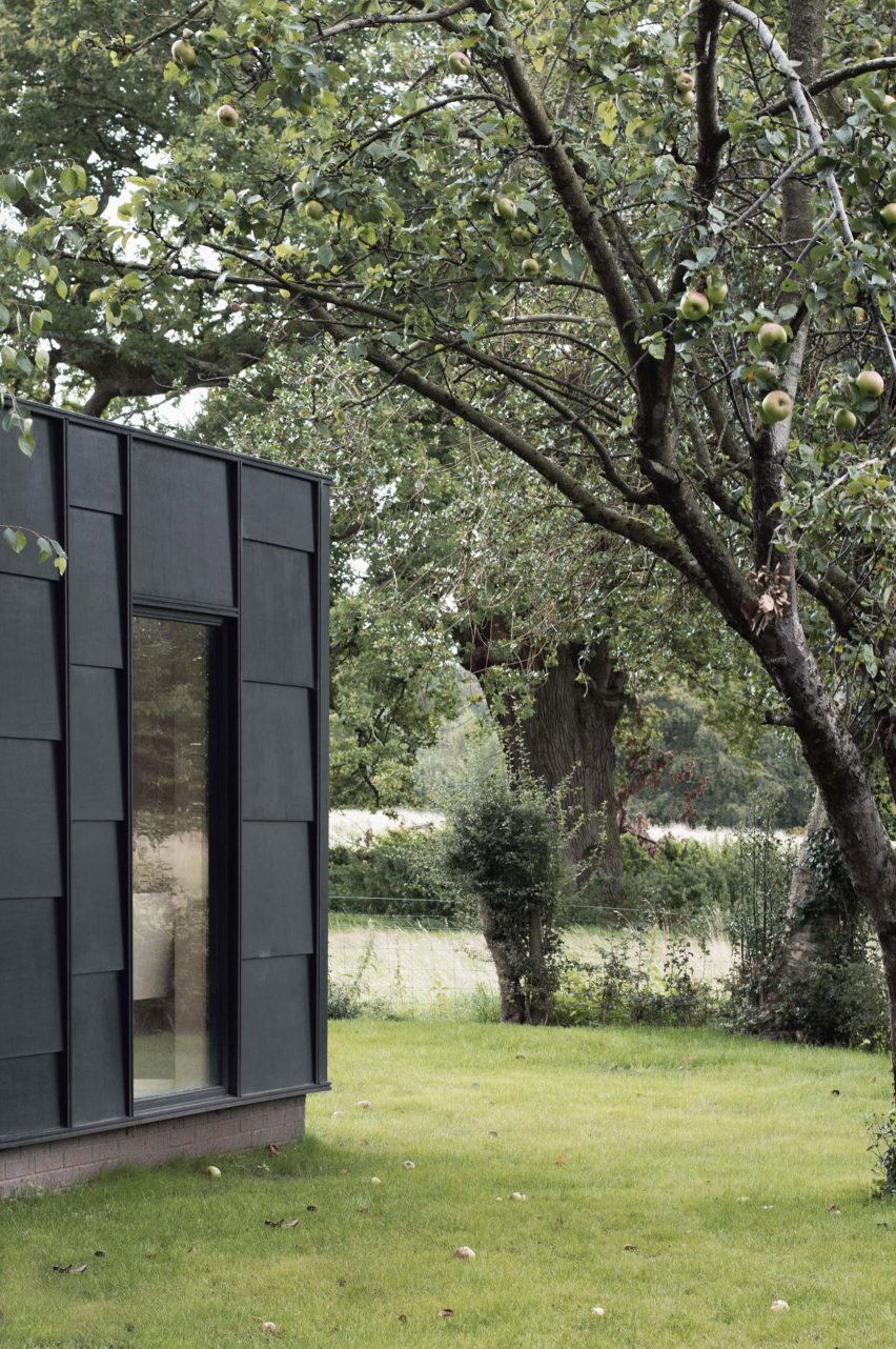 Annabelle Tugby Architects self-designed studio