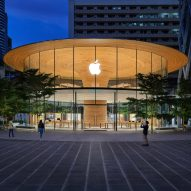 """Foster must keep the A-team for its Apple store designs"" say commenters"