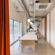 ARC Club is a London co-working space for people wanting to escape working from home
