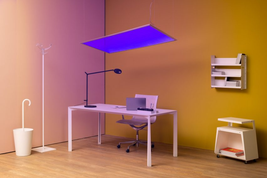 Artemide unveils sanitising lighting system Integralis that acts on viruses