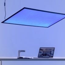 Artemide unveils sanitising lighting system Integralis that acts on viruses