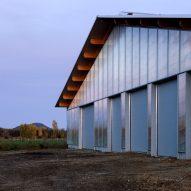 Au Gré des Champs by La Shed Architecture