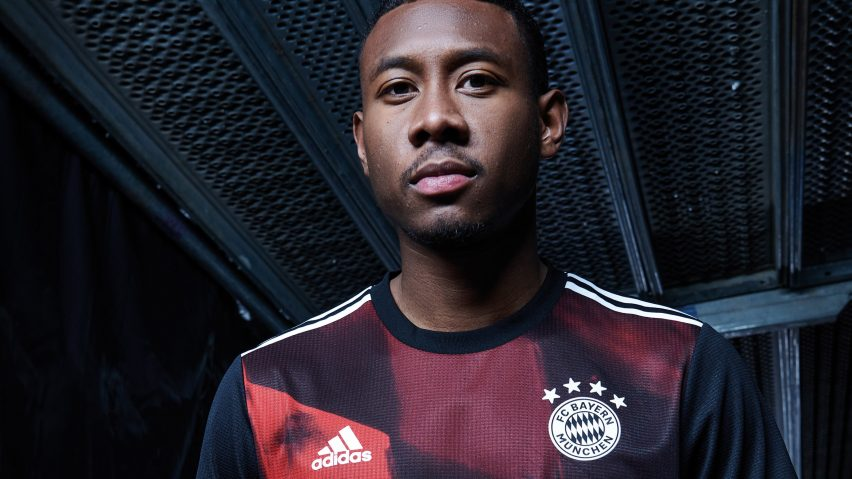 FC Bayern Munich's third football kit by Adidas