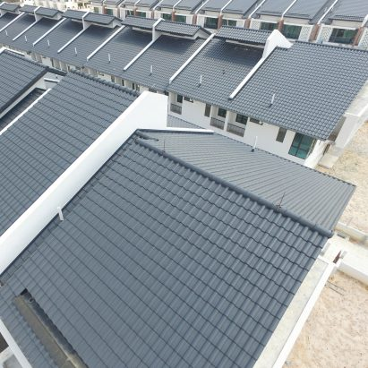 "BMI Group's ""cool roofs"" reduce interior temperatures while benefitting the environment"