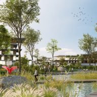 Carlo Ratti unveils innovation district extension to Brasília masterplan