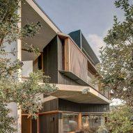 Breezeway House by David Boyle