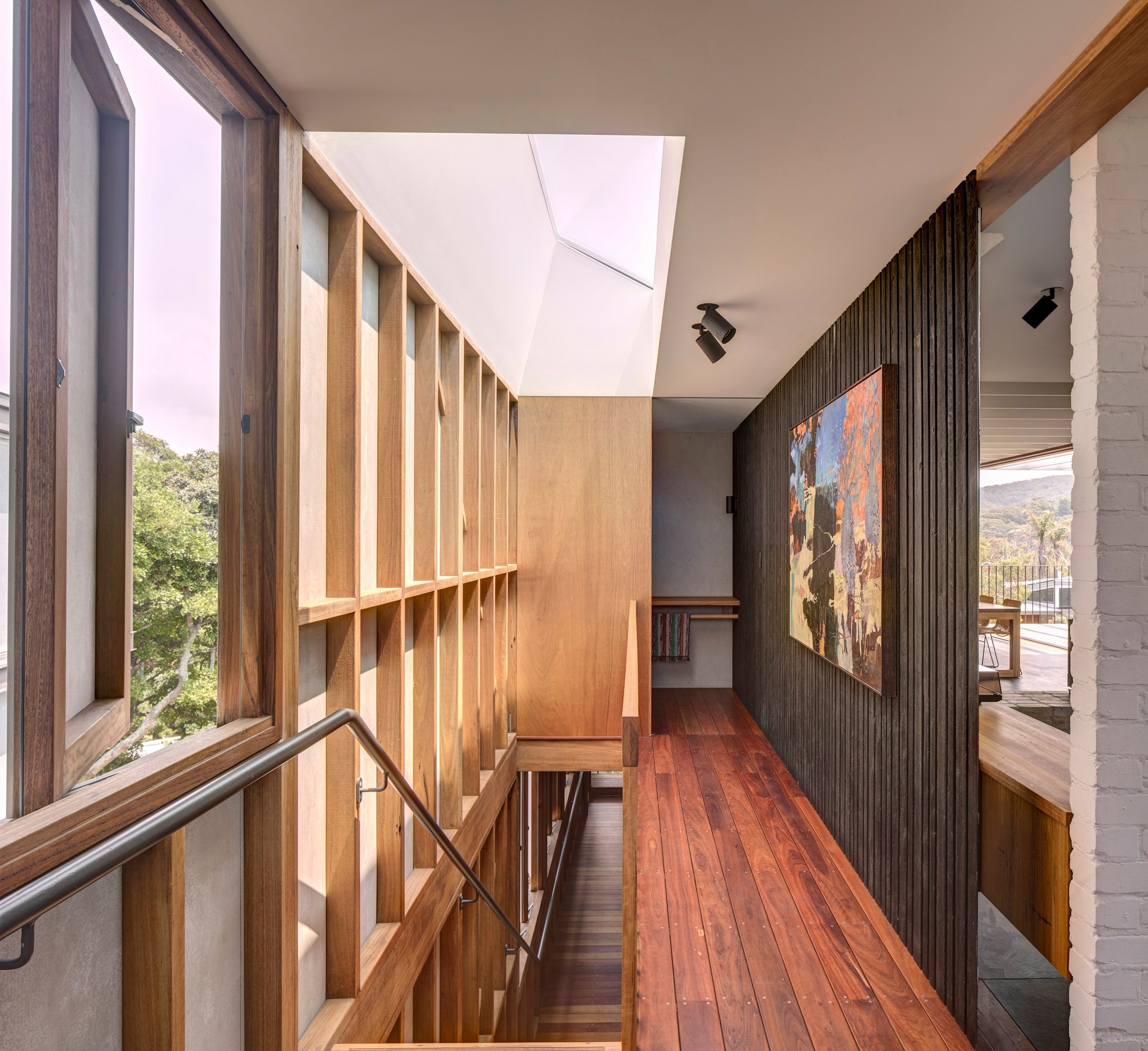 Breezeway House by David Boyle