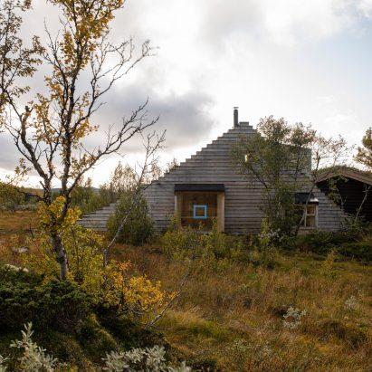 Cabin Thunder Top ski by Gartnerfuglen Arkitekter in Norway
