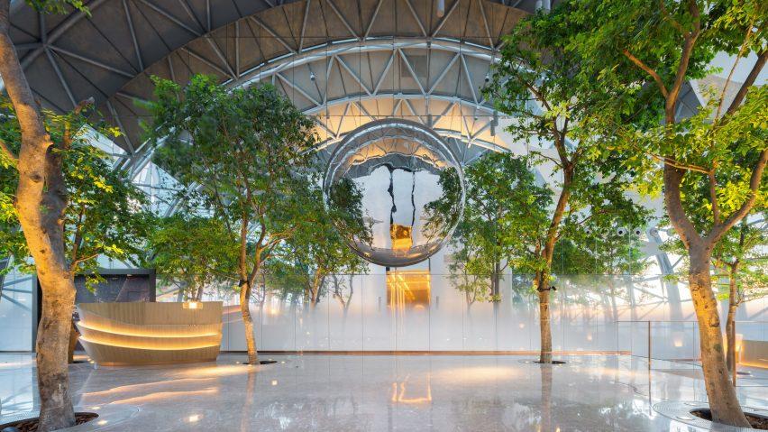 Intercontinental Hotel Raffles City Chongqing by CL3