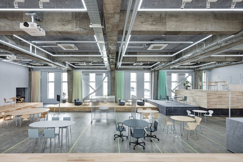 CODO Suzuyo head office by Shuhei Goto Architects
