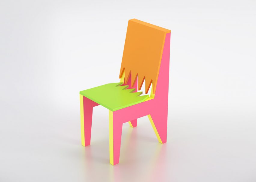 Designers draw on Memphis and pop art movements to reinterpret De Rosso furniture