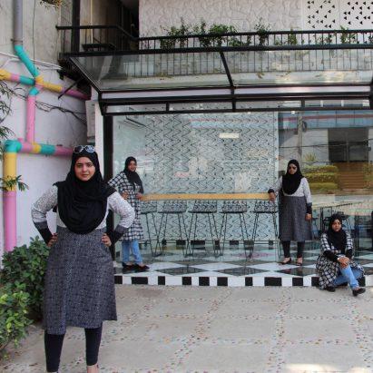 DesignAware is an experimental architecture and interdisciplinary design studio Takbir Fatima