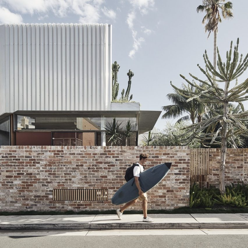Bismarck House in Bondi, Australia, by Andrew Burges