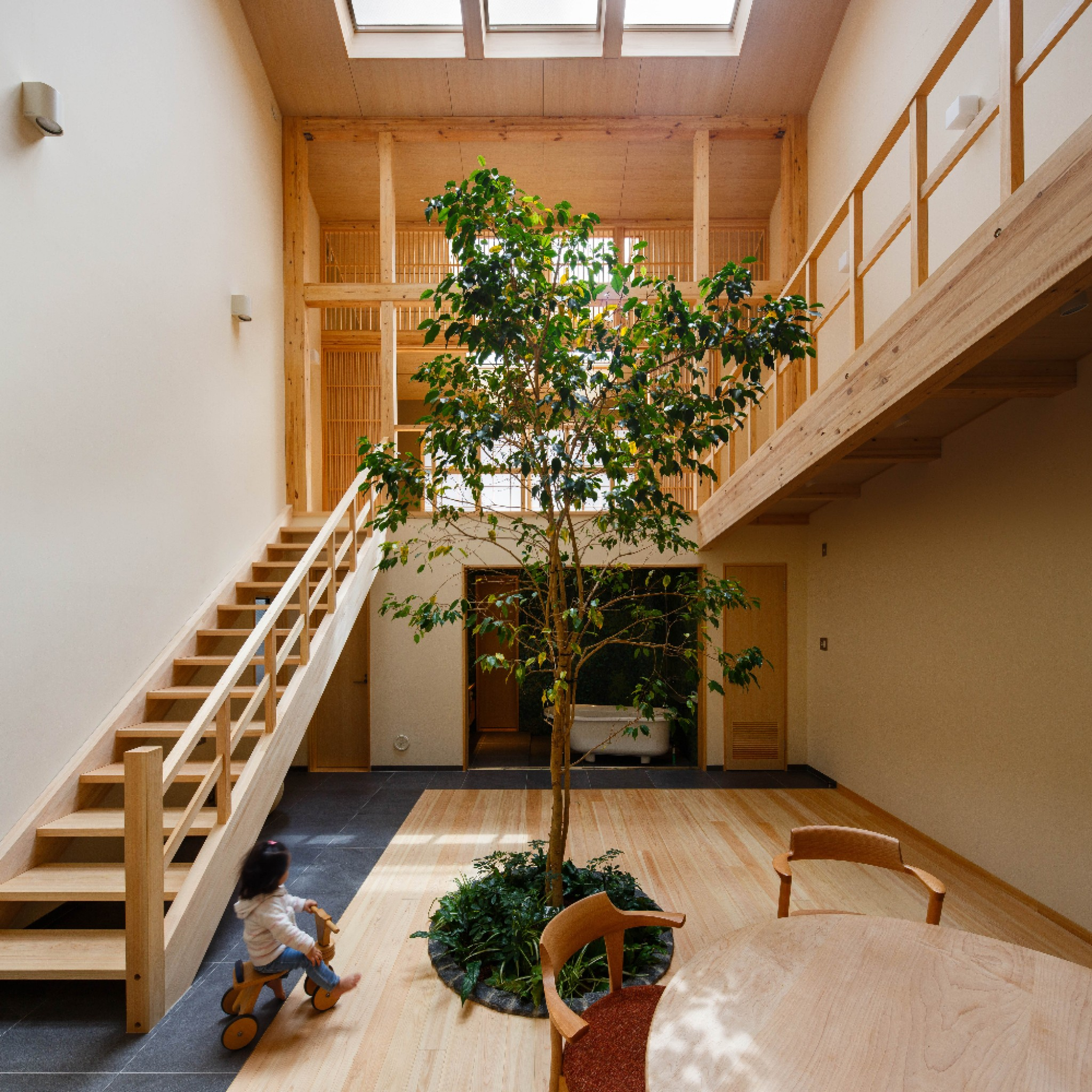 House in Kyoto in Kyoto, Japan, by 07BEACH