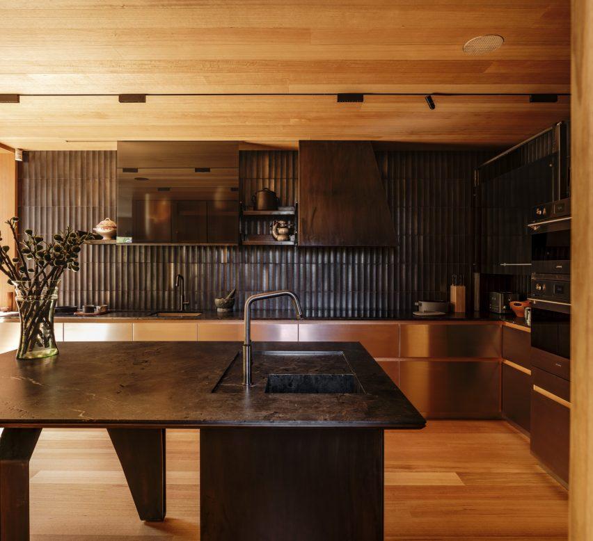 Kew Residence in Melbourne, Australia, by John Wardle Architects