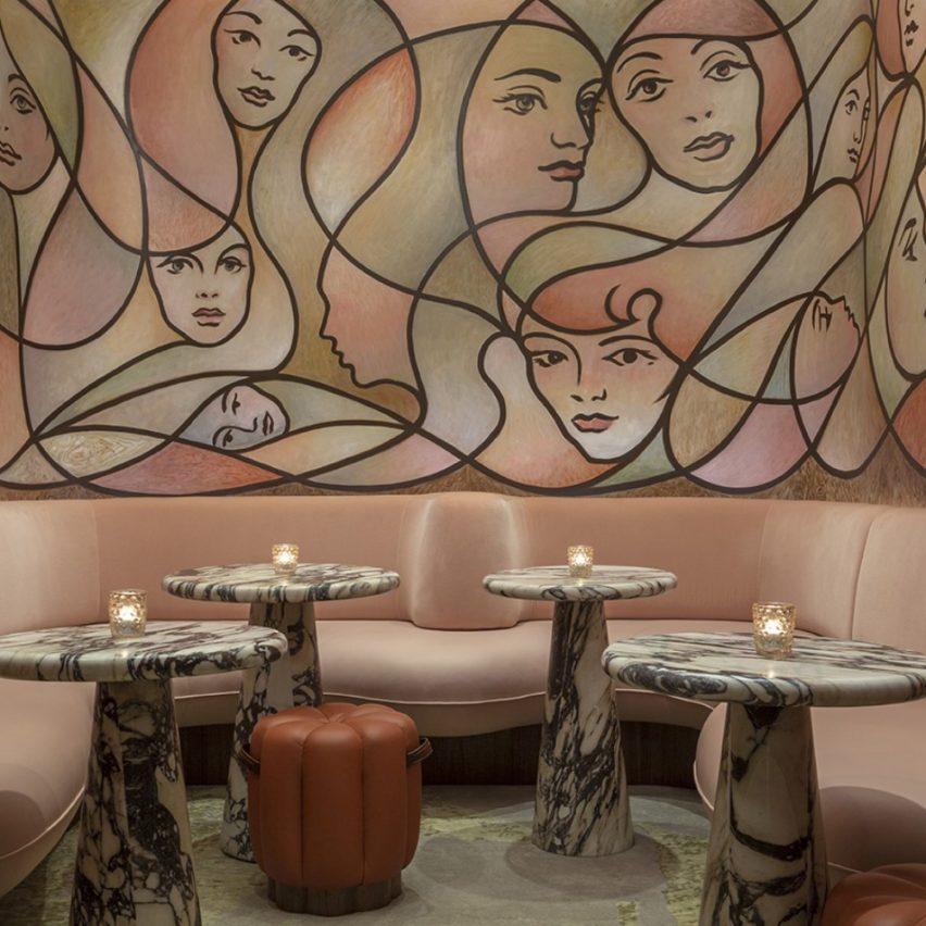 The Berkeley Bar & Terrace in London, UK