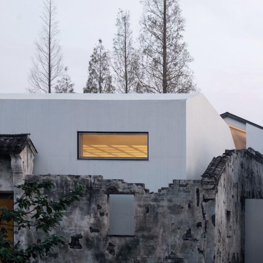Zhang Yan Cultural Museum in Zhang Yan Cun, China, by Shenzhen Horizontal Design