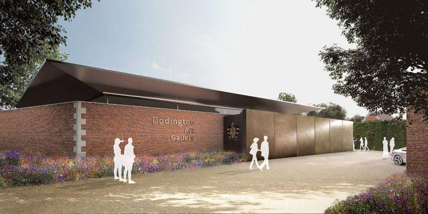 Dodington Park Art Gallery