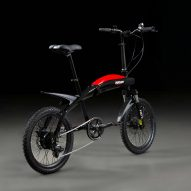 Ducati unveils foldable electric bicycles that take cues from its motorbikes
