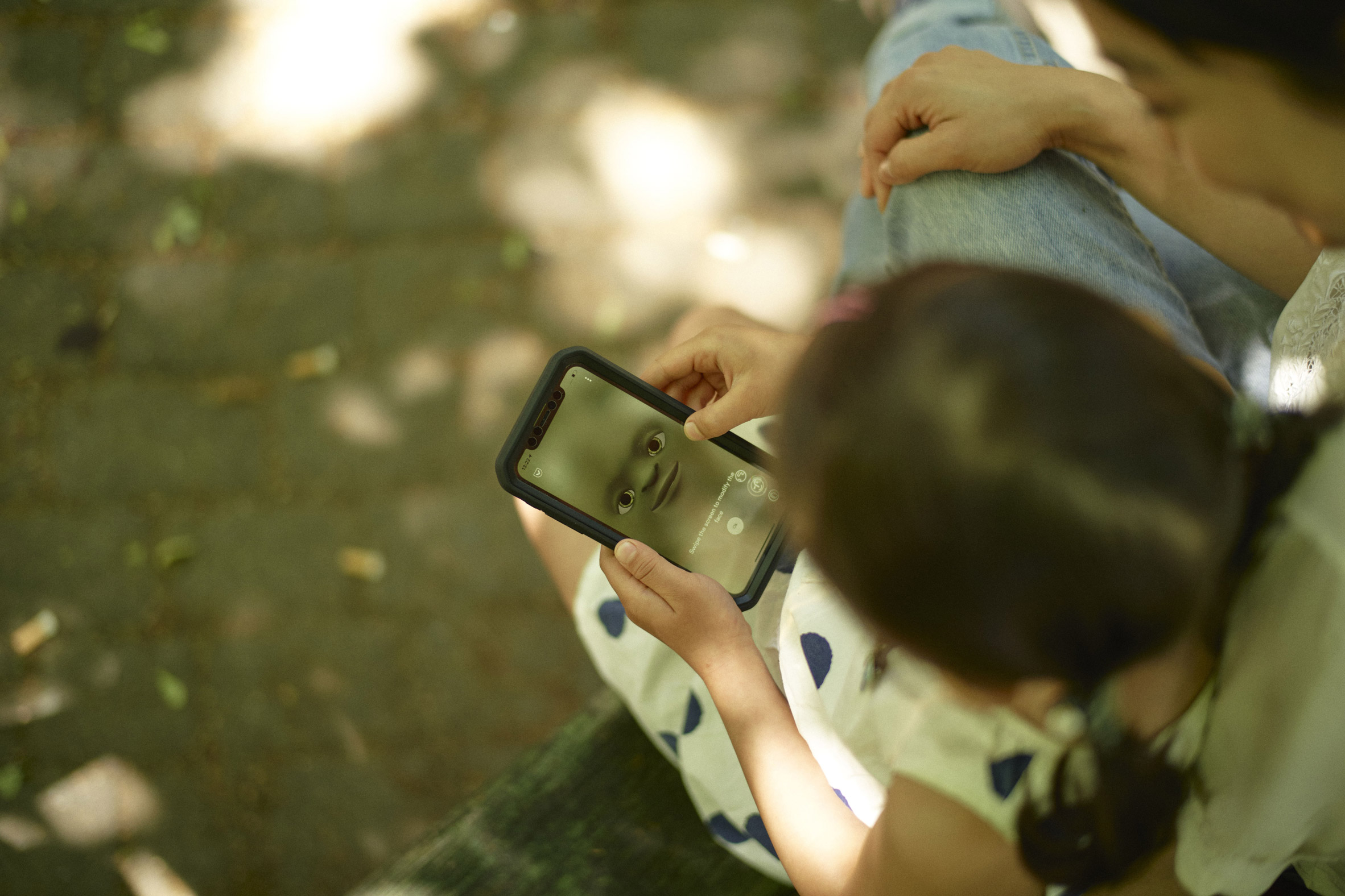 Olafur Eliasson's AR Earth Speakr app lets children speak up for the planet