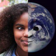 Olafur Eliasson's AR Earth Speakr app lets children voice concerns about the climate