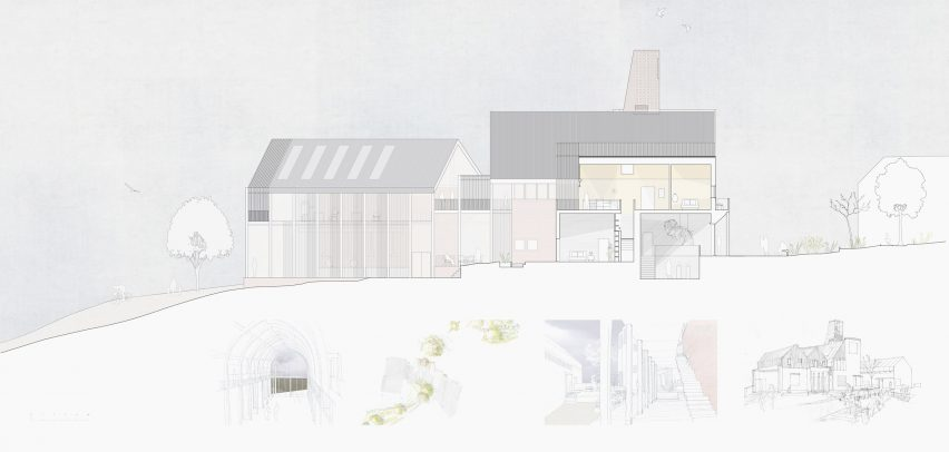 Errol Community Pottery and Weaving Centre by Katie-May Munro